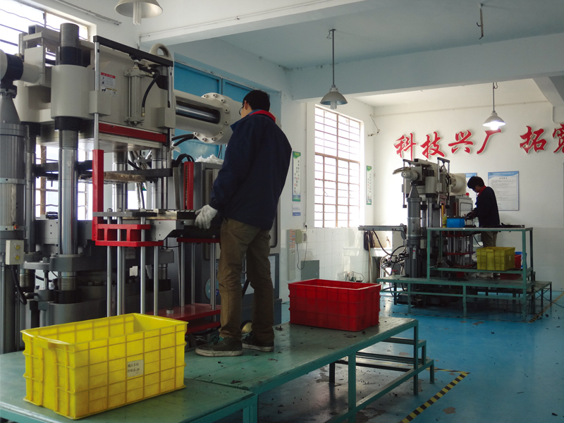 Rubber Parts Processing