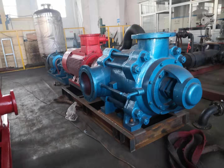 礦用耐磨多級泵