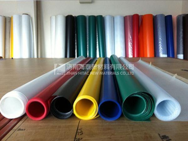 PVC  roll fabric