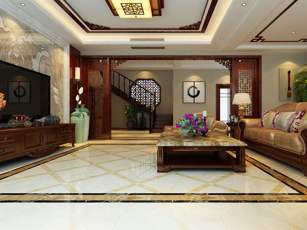 龙门豪庭古典中式