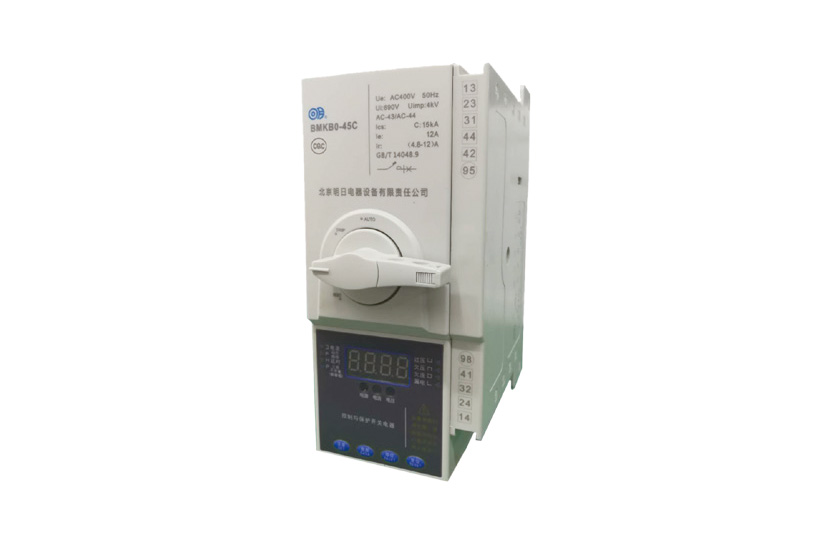 BMKB0 系列控制與保護開關電器