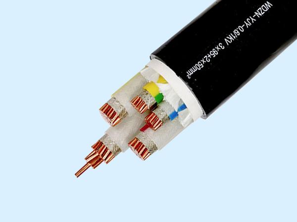 防火電纜:電纜火災的撲救方法
