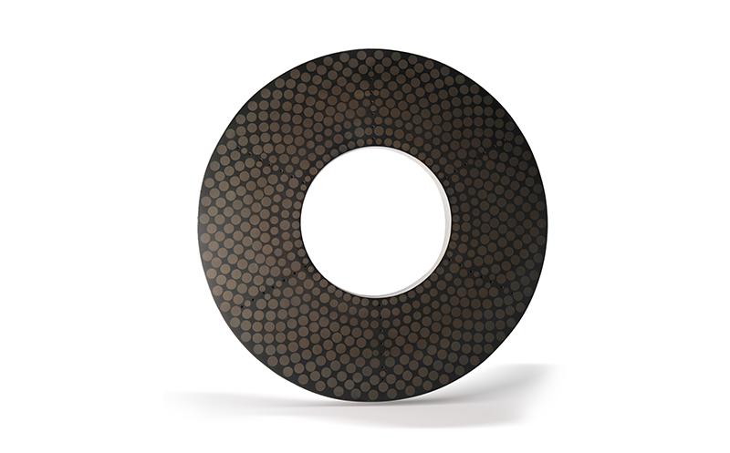 陶瓷结合剂金刚石研磨盘