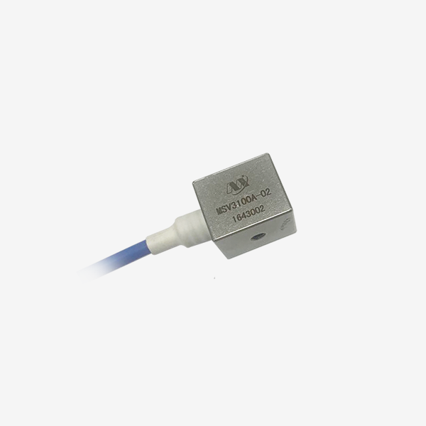 MSV3100A Variable Capacitance, Tri-axial Accelerometers