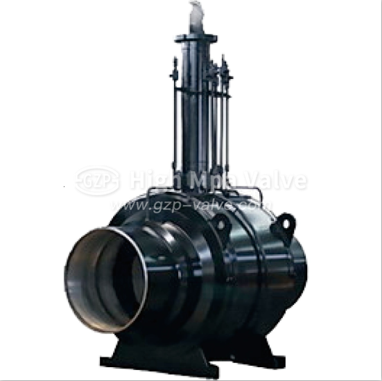 Extend Stem Ball Valve