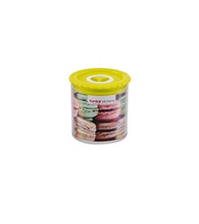 饼干圆形密封罐 660ml