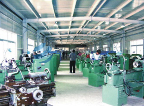 Metal processing workshop