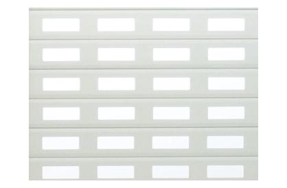 77冲孔(方形)铝型材帘片