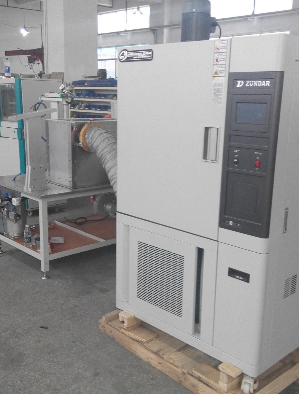 換擋器高低溫耐久試驗設備