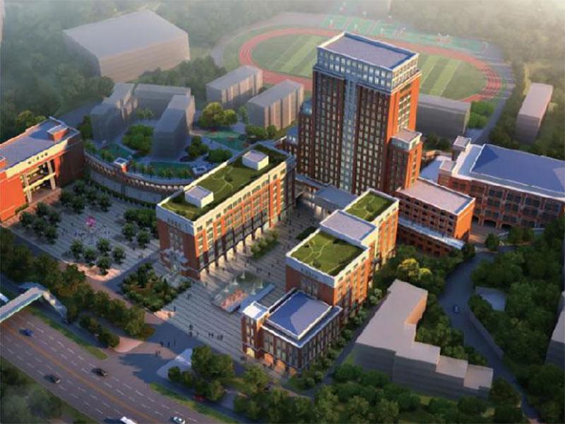 项目名称:中山火炬职业技术学院扩建工程