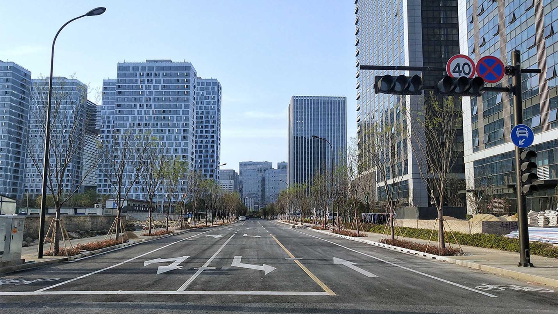 2018--杭州未来科技城永兴路东段(创远路-闲林港)、龙兴路(文一西路-葛巷路)工程
