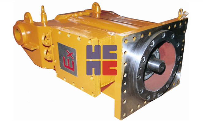 YBUD系列掘进机用双速隔爆型三相异步电动机