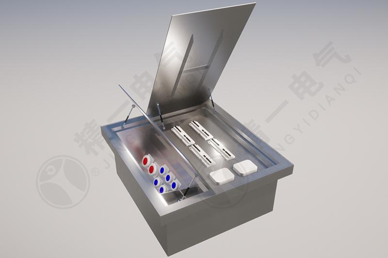 TGL-DY-2106NH耐火展位箱