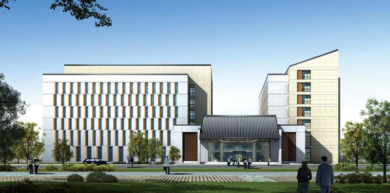 雅致东方大酒店、北大光华管理学院西安分院及教学配套用房项目