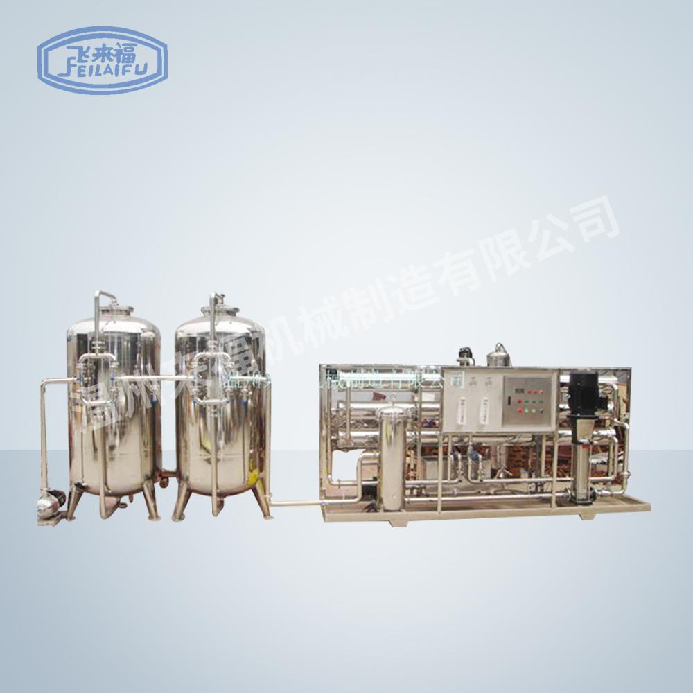 10噸/小時純凈水設備