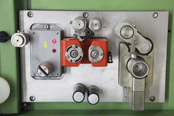 WPJ60A无胶拼接装置