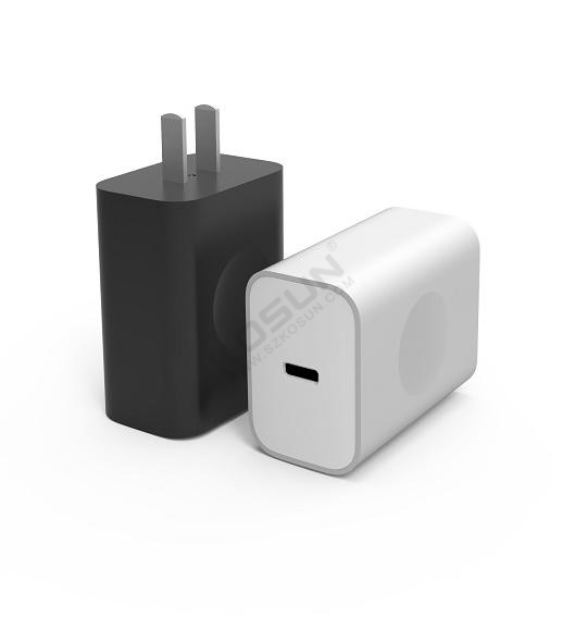 PD 27W US Wall Charger