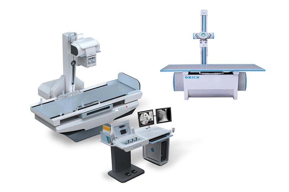 高頻X射線診斷系統 DF-625H-l