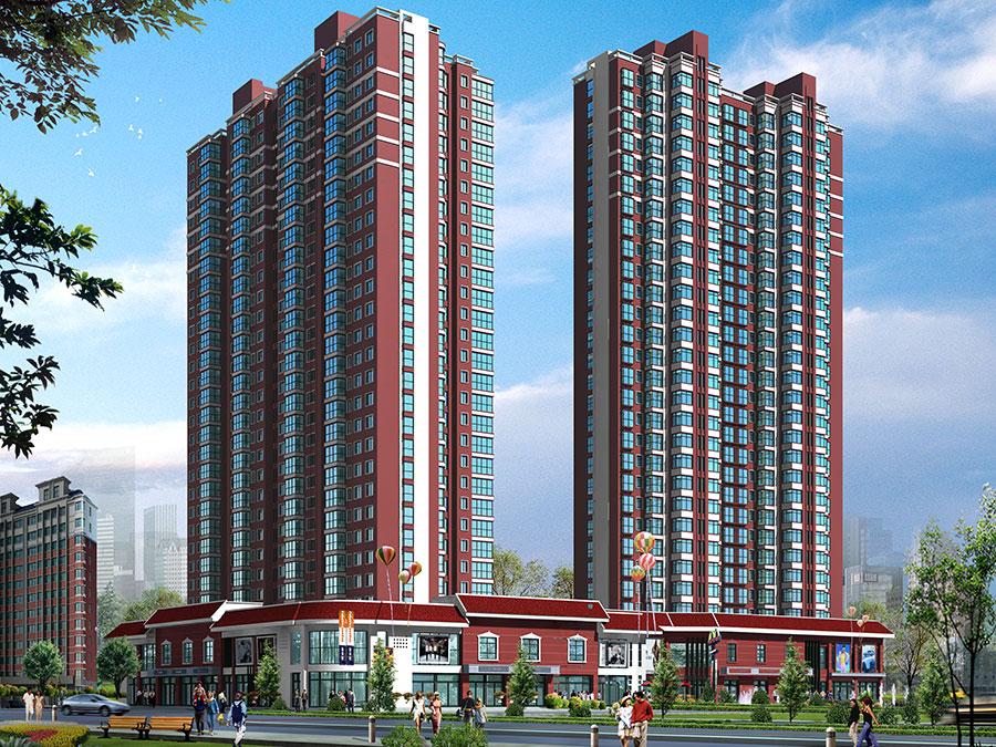 洛阳铜加工集团房地产开发有限责任公司