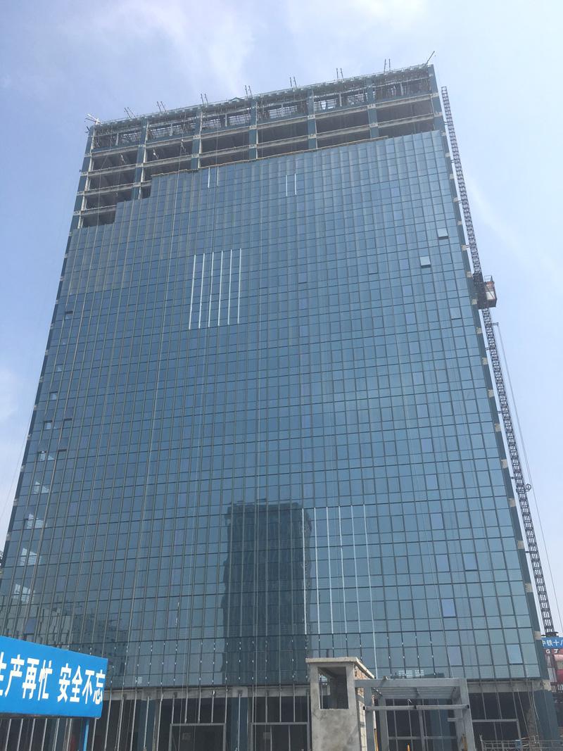 西咸新区创新大厦