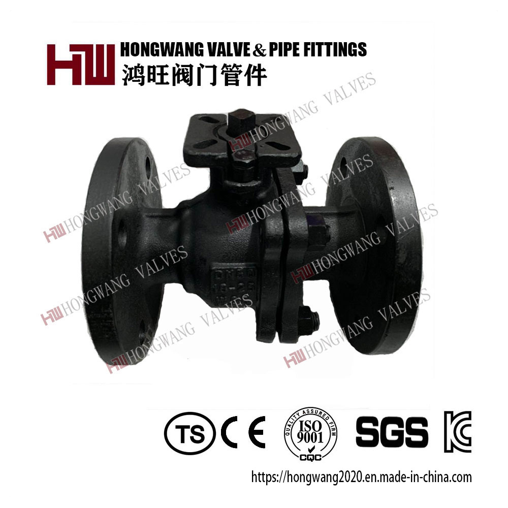 碳鋼高平臺球閥