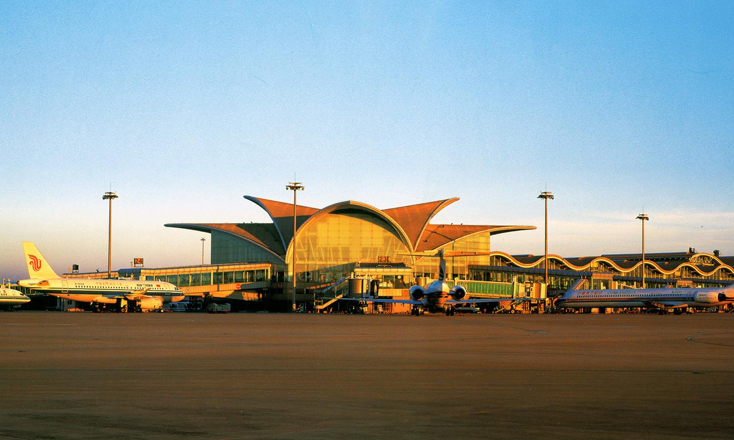 杭州萧山机场航站楼