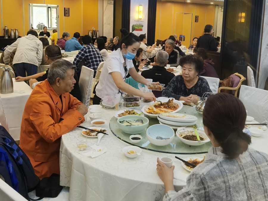 老字號餐廳銷售同比增加20%打包外賣不輸堂食