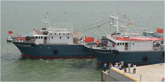 遠洋漁船檢驗是漁船管理重要環節