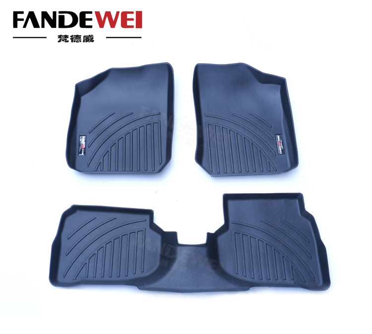 Skoda Rapid RHD car floor mat