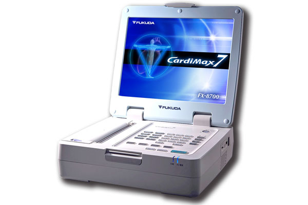 FX-8700多道心電圖機