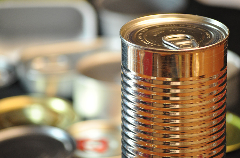 What is the application of chrome plated steel sheet in can making and packaging?