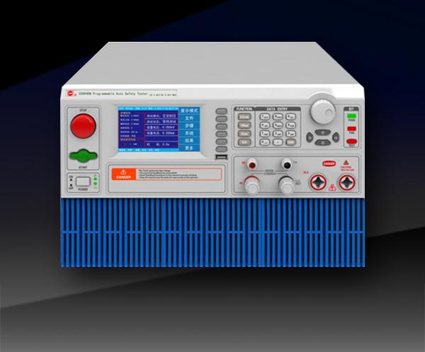 程控安規綜合測試儀CS9940N/CS9940N-100/CS9940N-L/CS9940N-P