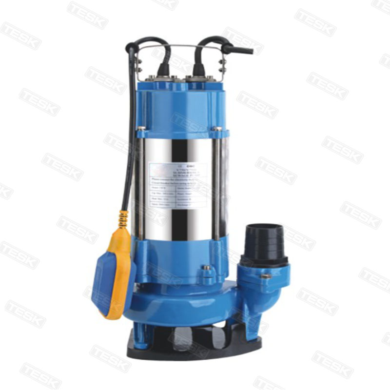 Stainless steel sewage pump VSP