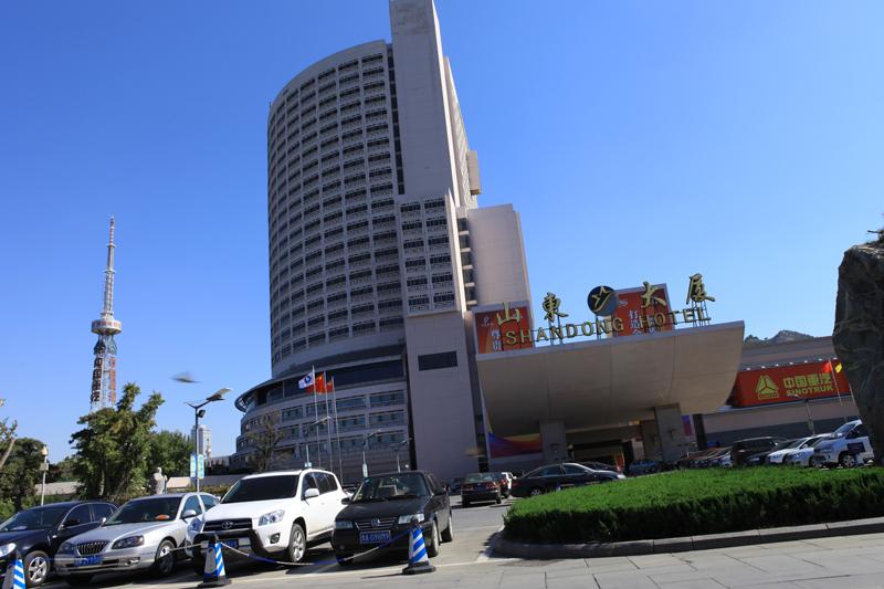 山東大廈客房、餐廳裝修改造工程