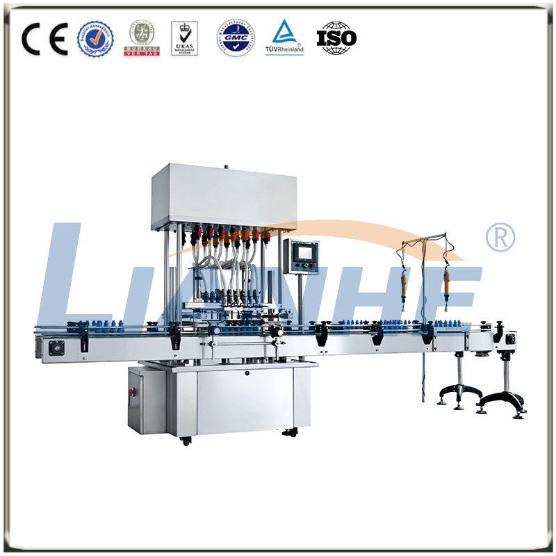 Anti-corrosion Liquid Filling Machine