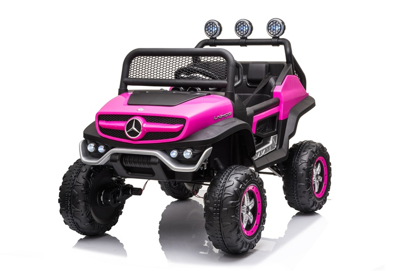 UNIMOG(small) (Injection pink)