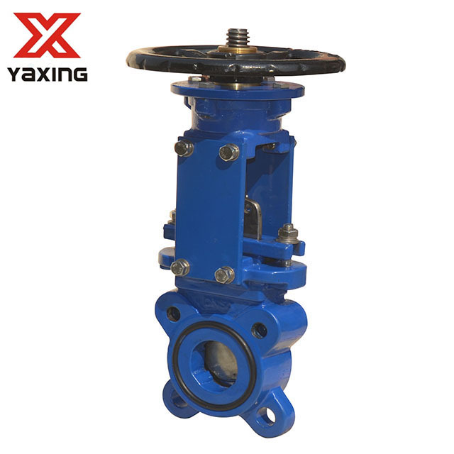 What are the characteristics of China sluice gate valve products?