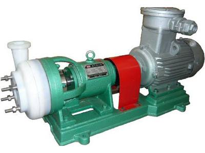 氟塑料合金離心泵