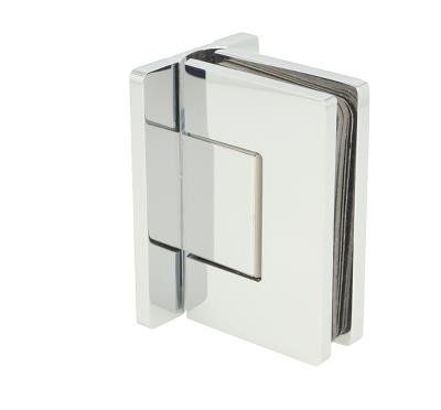 HIDDEN SCREW SHOWER HINGE 90 DEGREE WALL TO GLASS
