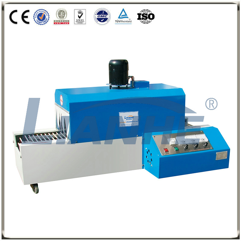 Ground Chain/Mesh Shrink Film Packing Machine
