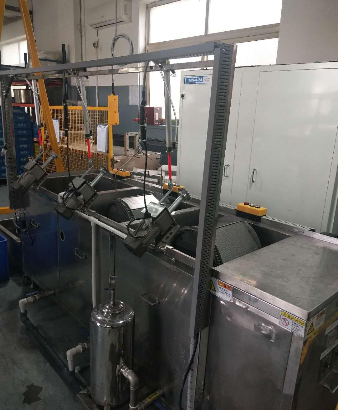 清洗机改造工程 (2)