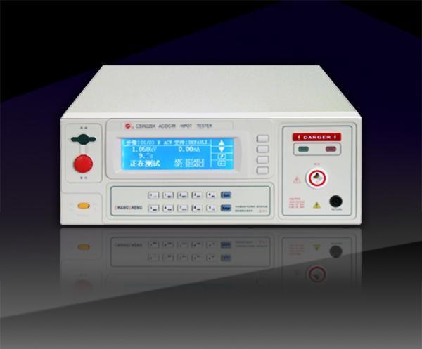 程控精密絕緣耐壓測試儀CS9922BXJ