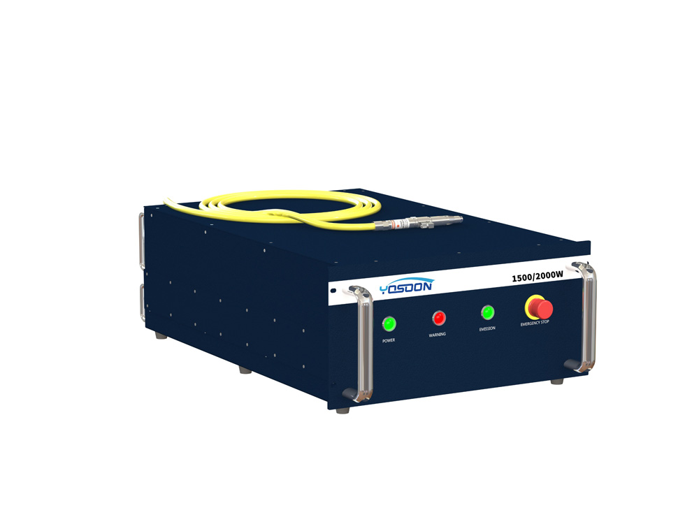 Medium power continuous fiber laser -1500W/2000W