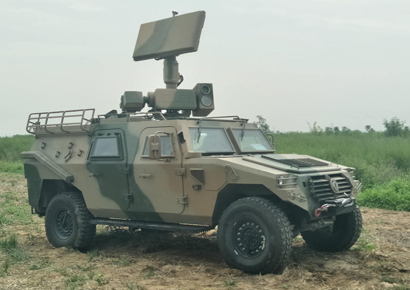 反无人机指挥系统