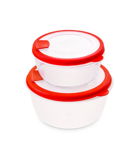 2 Containers Set