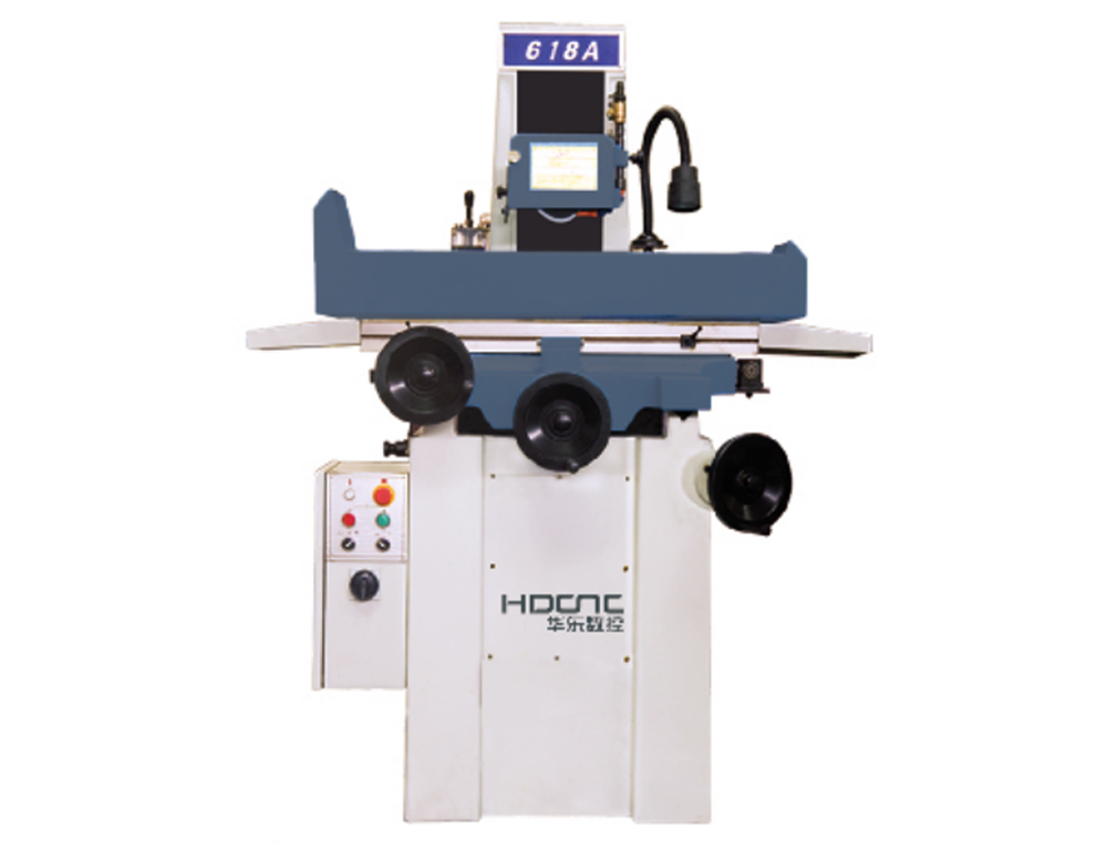 M Series Manual Surface Grinder