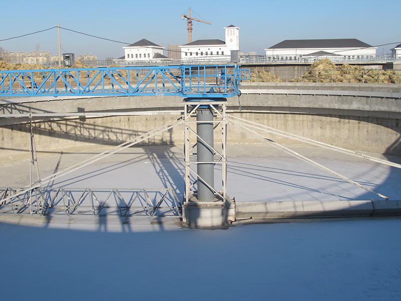 長春東南污水處理廠