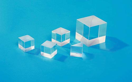 UV非偏振立方分光镜
