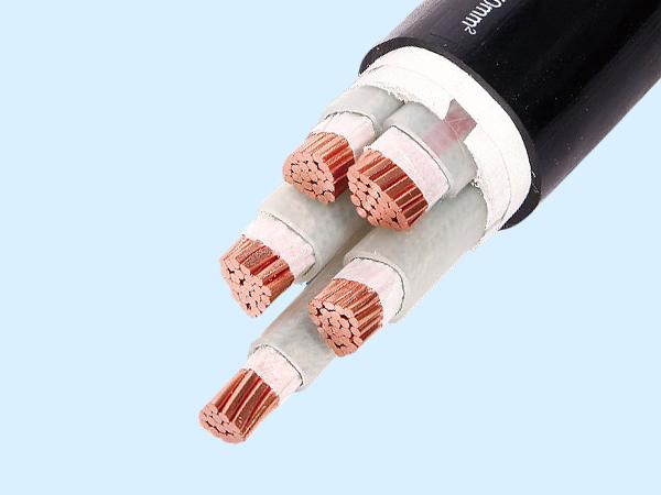 輻照交聯低煙無鹵電線電纜簡易識別方法
