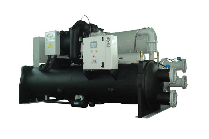 螺桿式水源熱泵機組(中高溫型)